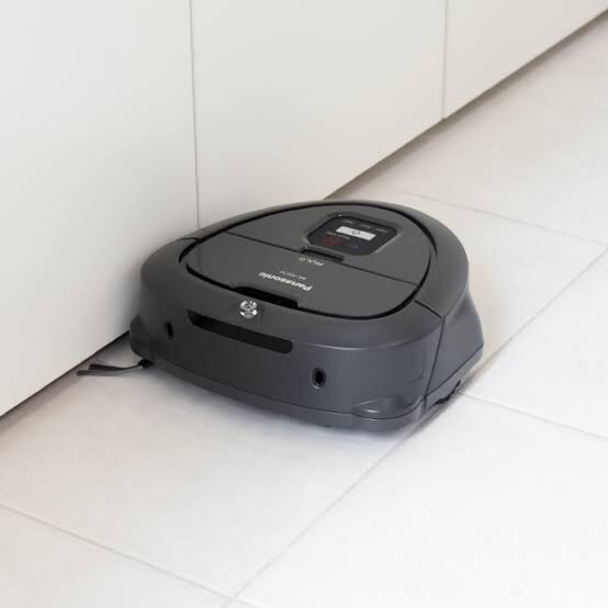 The Panasonic [MC-RSC10] Robotic Vacuum Cleaner represents the future of household cleaning Source; Shopee.com