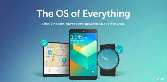 Tizen - Đối thủ cạnh tranh với Android