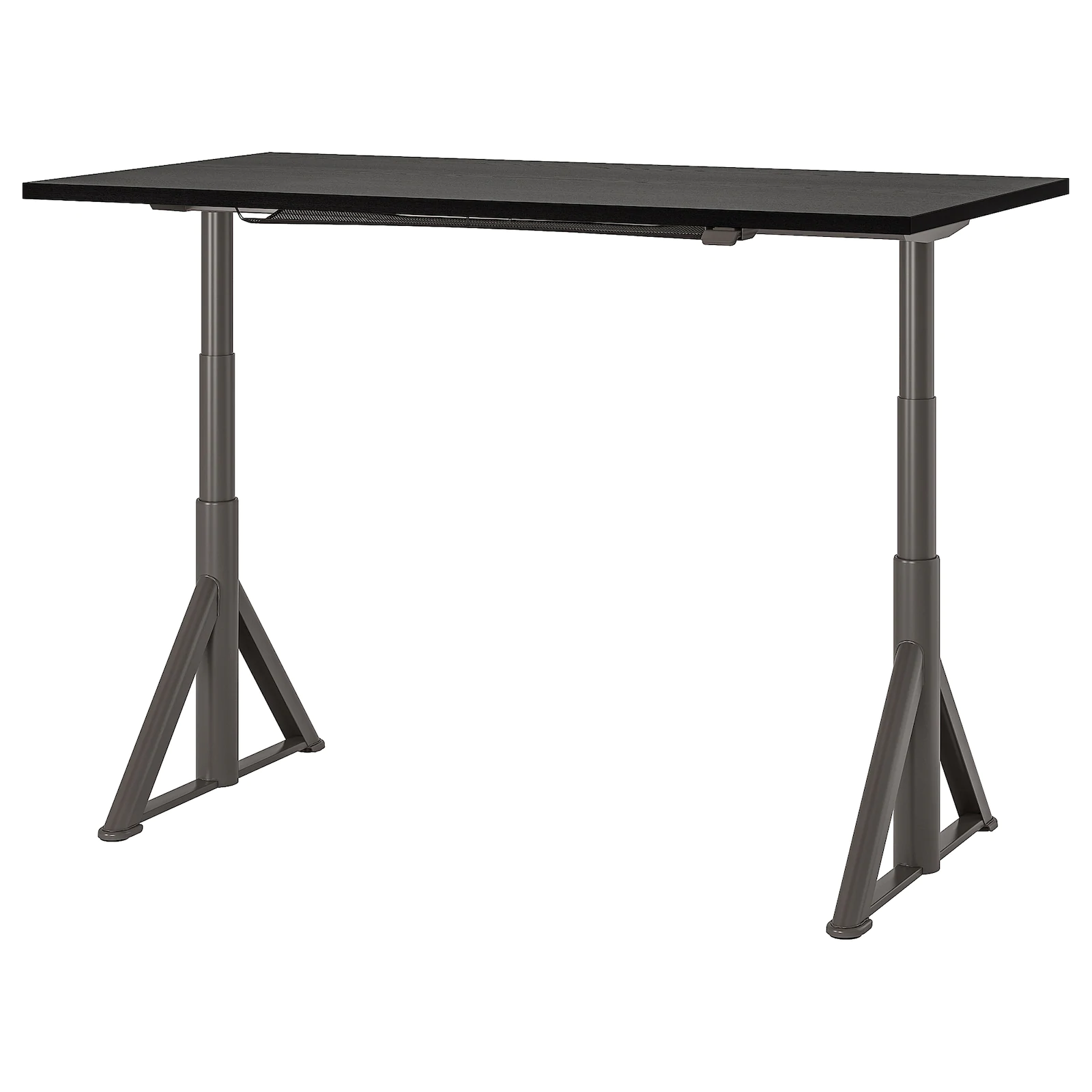 IKEA IDÅSEN Sit/Stand Desk for those willing to spend generously on a standing desk that can be adjusted with the help of a mobile phone