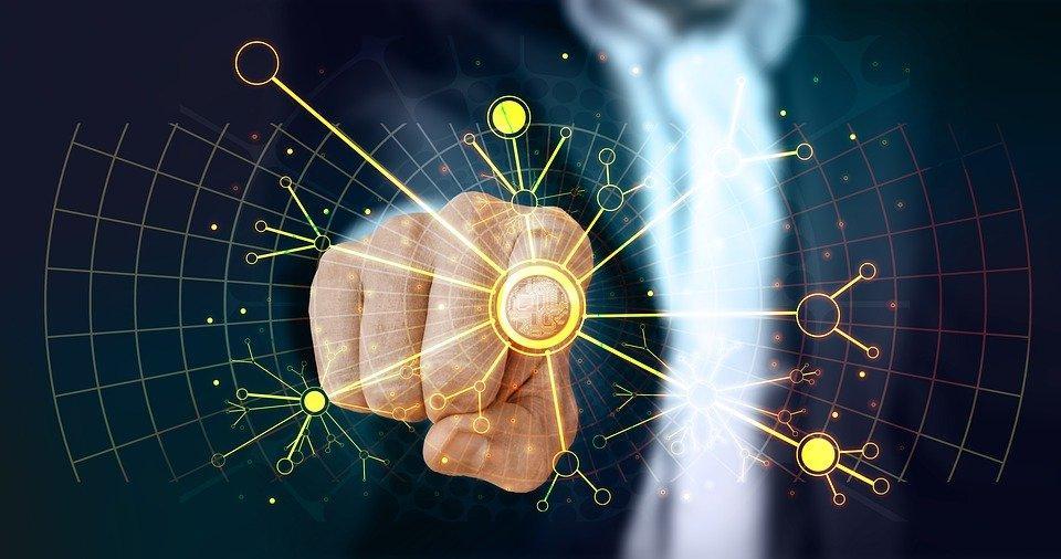 Háló, Hálózati, Technológia, Fejlesztő, Touch, Ujj