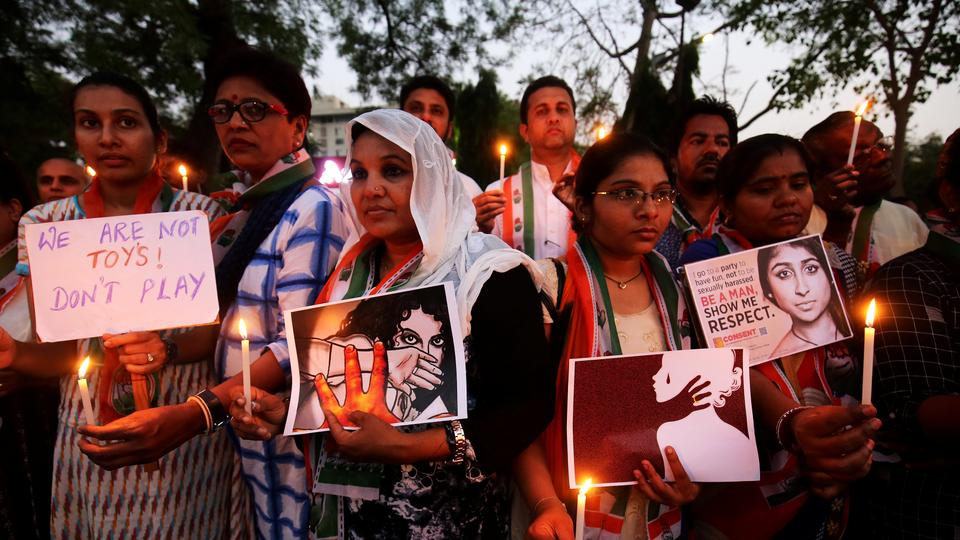 Another rape in India sparks new protests
