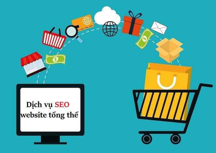 Lợi ích của dịch vụ SEO website tổng thể là gì?