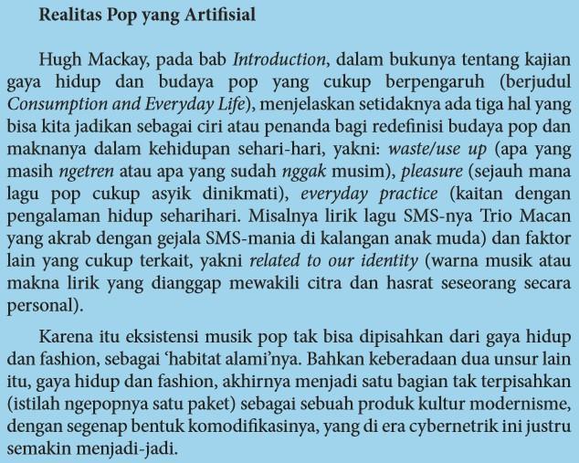 materi seni budaya kelas 10 bab 12
