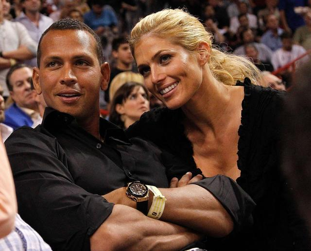 Cynthia Scurtis - The many loves of Alex Rodriguez - CBS News