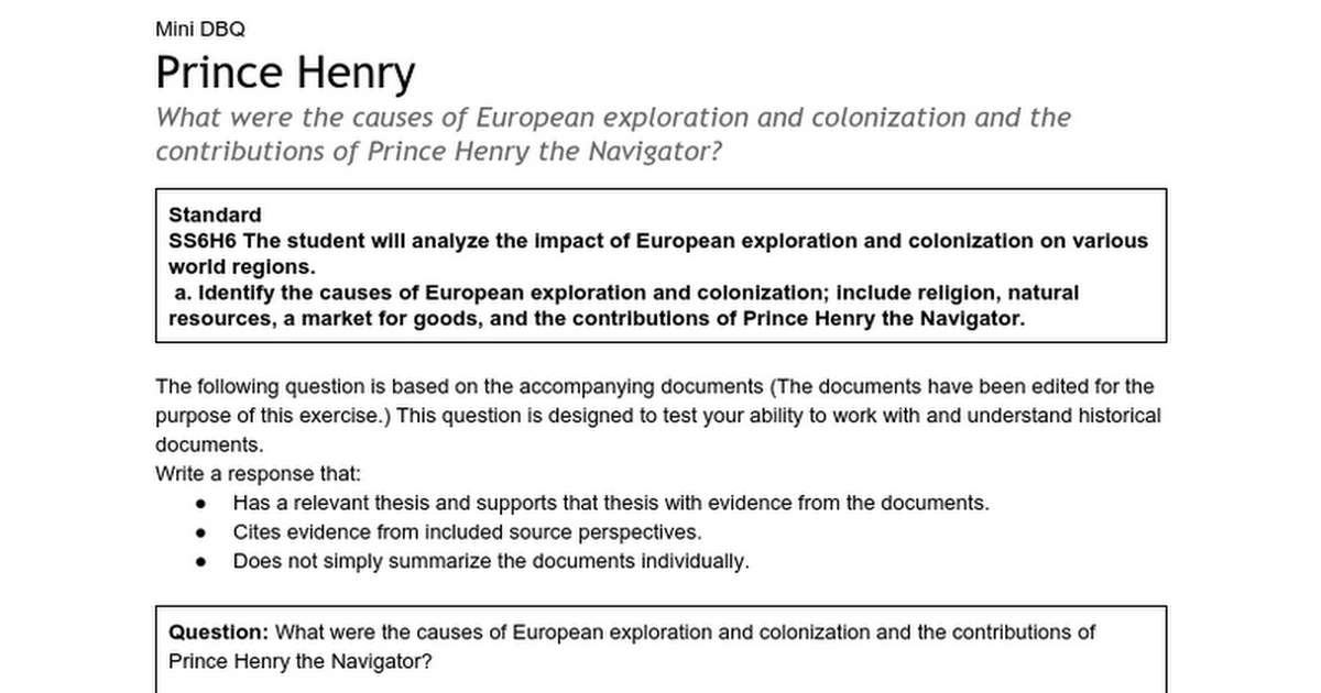 what were the causes of european exploration