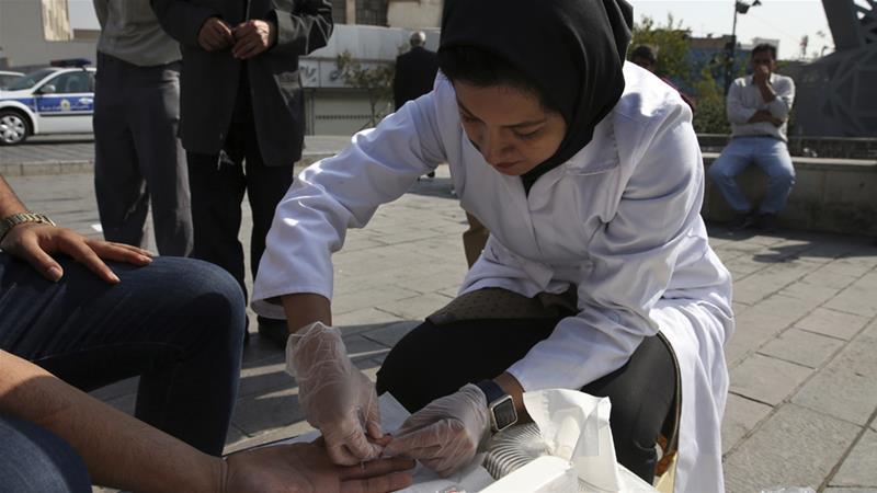 300-infectados-VIH-Irán-diabetes-jornada-instituciones-