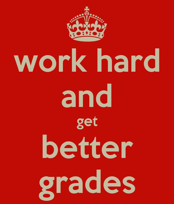 Resultado de imagen para get better grades