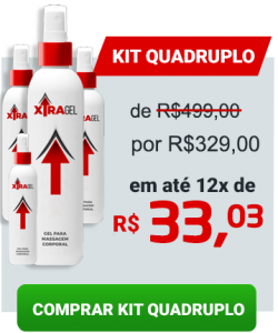 Extragel Kit Quadruplo
