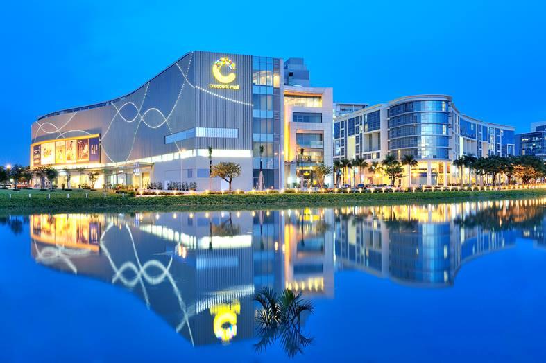 Trung tâm thương mại Phú Mỹ Hưng