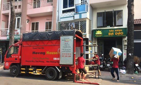 Dọn nhà trọn gói giá rẻ tại TPHCM