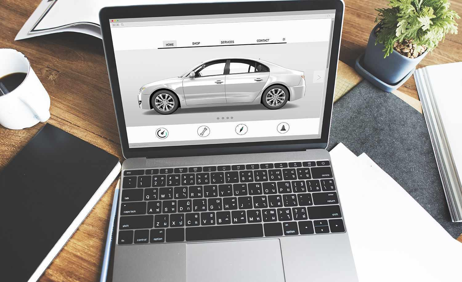 Internet Car Sales Can Save Time and Money