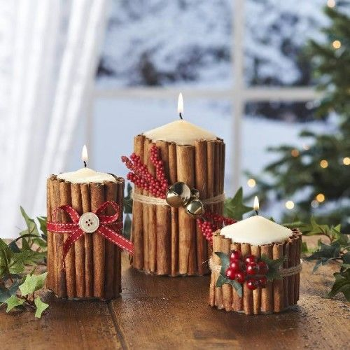 Adding a festive scent How to have a last-minute elegant Christmas decor at home?