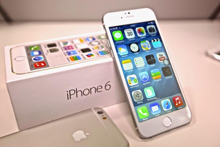 Cách khắc khục việc vỡ mặt kính của iPhone 6