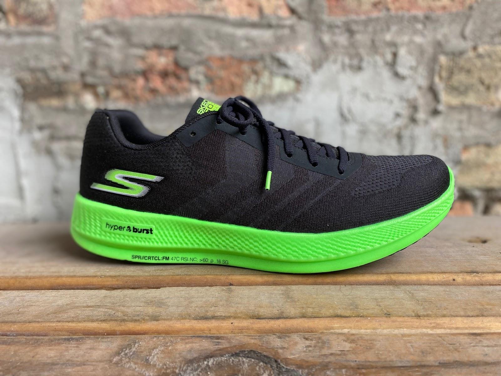 Escrupuloso abajo Educación  Road Trail Run: Skechers Performance Go Run Razor + Hyper Multi Tester  Review
