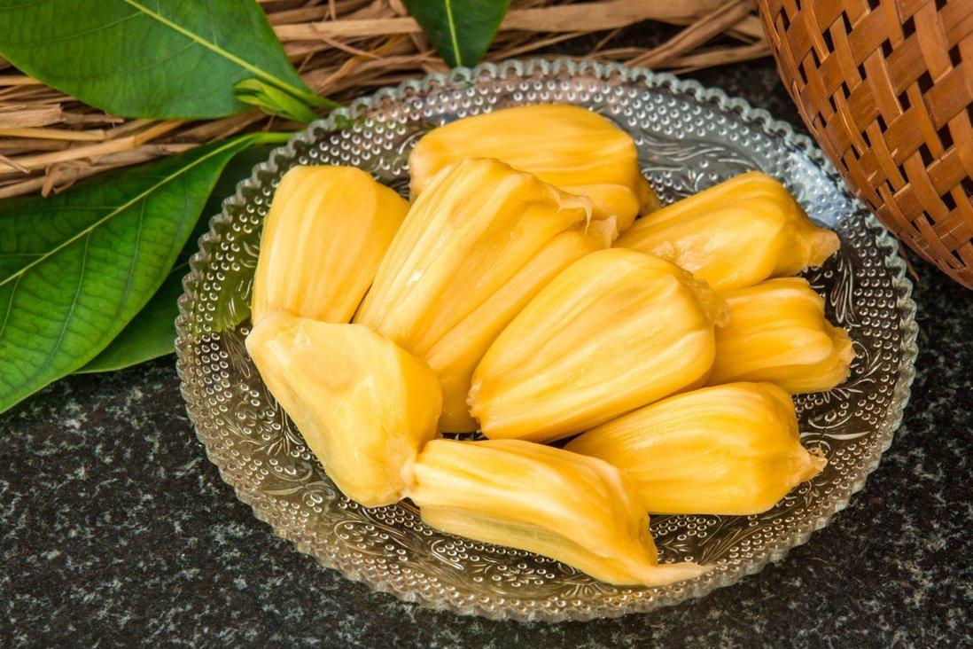 Jackfruit is high in calcium