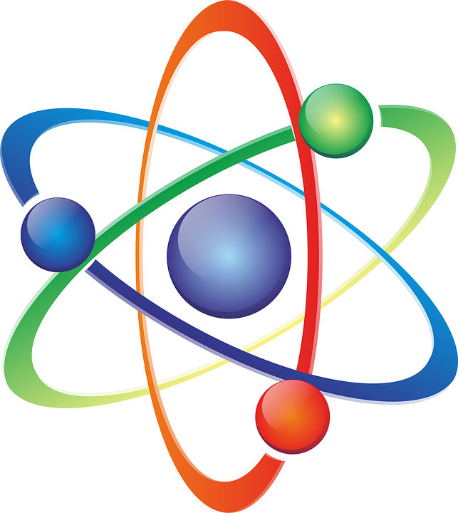 atom logo science