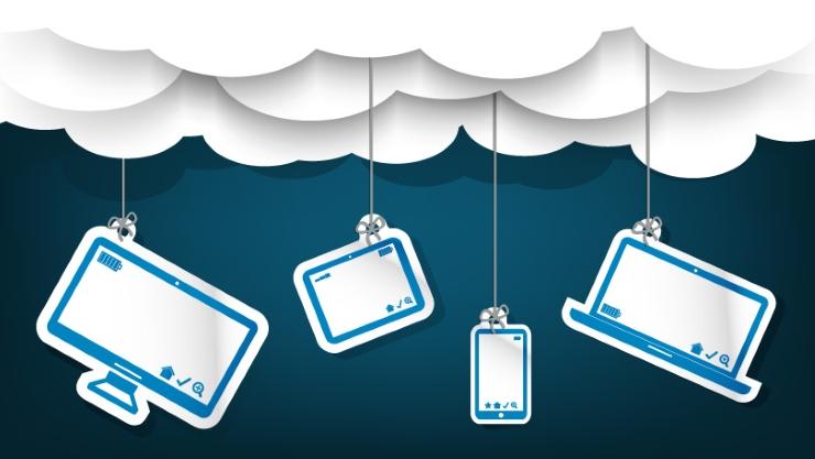 cloud accessible depuis tous les appareils