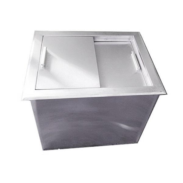 Cách dùng và lưu trữ thùng đá inox