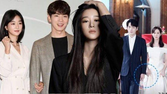 """Seo Ye Ji rút khỏi drama tâm linh """"Island"""" sau Scandal giật dây bạn trai cũ Kim Jung Hyun"""