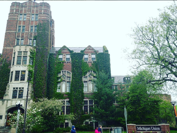 What do I need to do from here to get into University of Michigan?