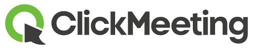 ClickMeeting logo webinar tool