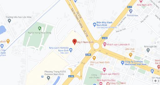 Địa chỉ văn phòng nhà xe Bus Star tại Nam Định
