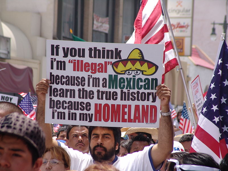 File:May Day Immigration March LA06.jpg