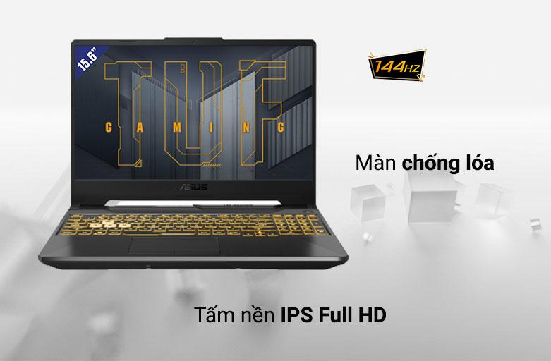 Laptop ASUS TUF Gaming FX506HC-HN002T 90NR0723-M01410 | Màn hình 144Hz