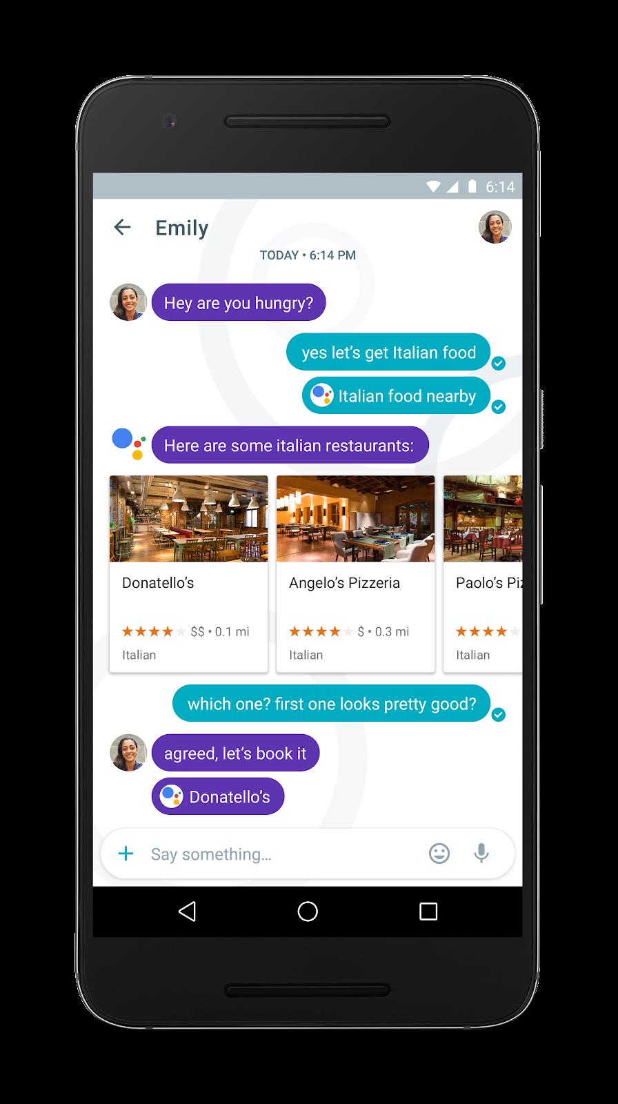[Atualizado] MEGA LEAK! Faz aqui o Download das novas apps da Google Allo e Duo 1
