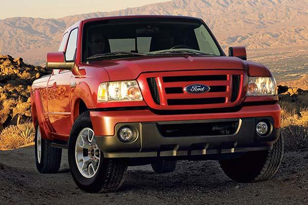 2006-2012 Ford Ranger