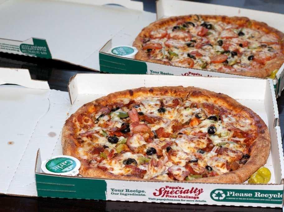 Laszlo Hanyecz Bitcoin Pizza Papa John's