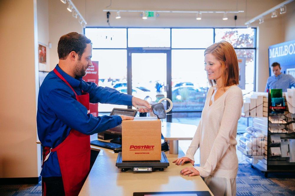 PostNet printing services in Houston, TX