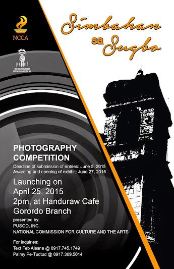 Simbahan sa Sugbo Photography Competition