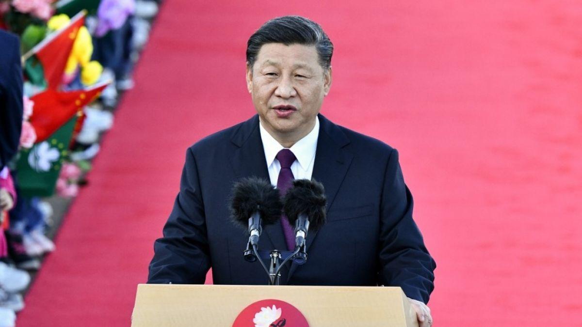 ¿Qué viene primero, el País o el Partido Comunista de China?