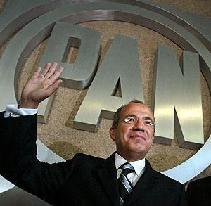 El PAN de Calderón tendrá por primera vez la mayoría en el Congreso  mexicano   elmundo.es