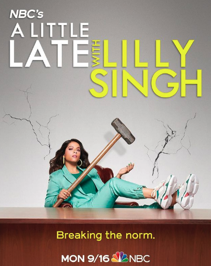 Late Night with Lilly Singh