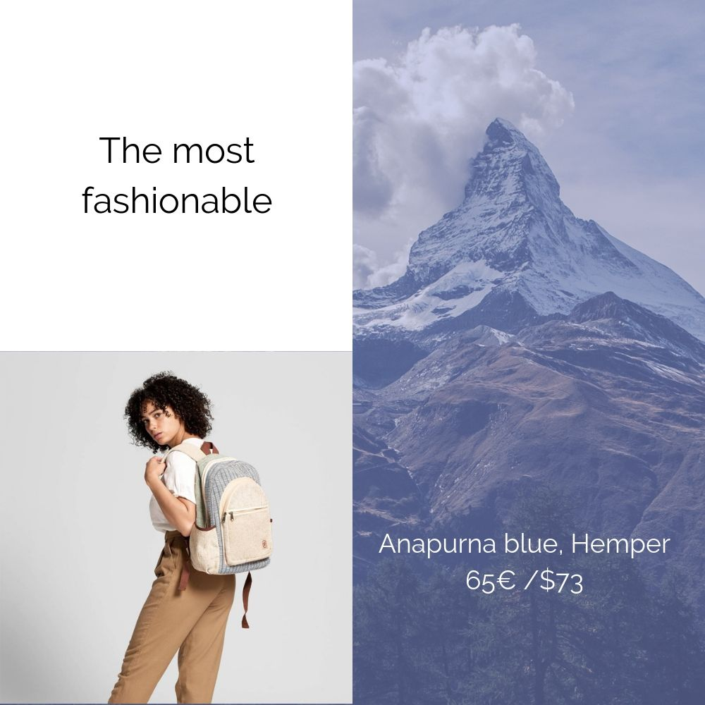 ANAPURNA BLUE HEMPER