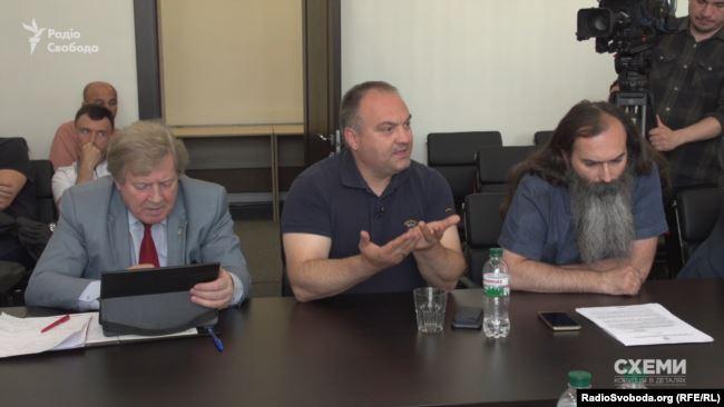 Учасники конкурсу по черзі представили пропозиції щодо управління «Межигір'ям»