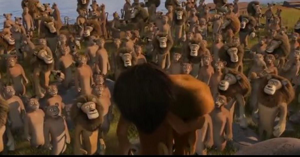 Madagascar Escape 2 Africa (2008) Animated Movie in Hindi mp4