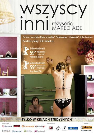 Polski plakat filmu 'Wszyscy Inni'