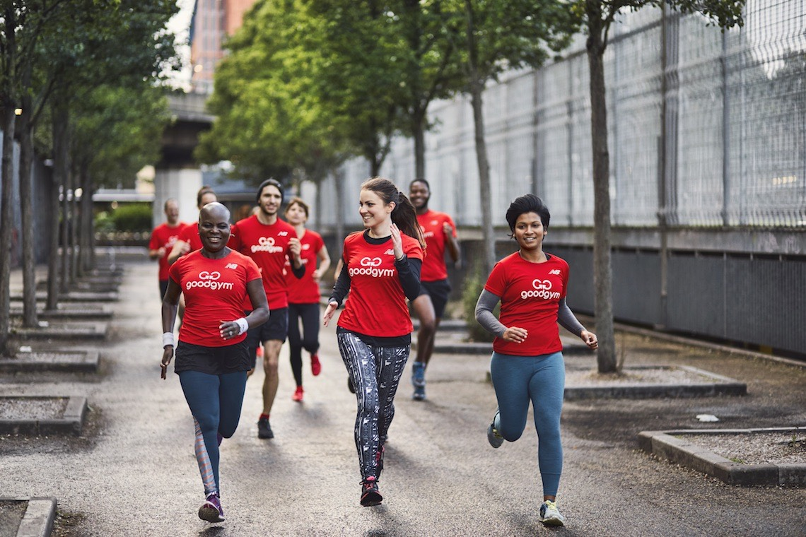 GoodGym  | GoSweat | 5 Places to Sweat for Free in South London