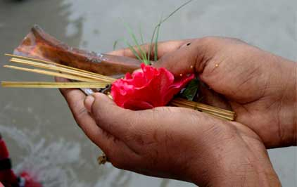 Shradh is the best time to pay homage to our ancestors and provide salvation to their dead soul.