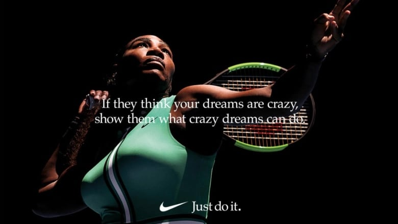Image result for nike ad serena williams