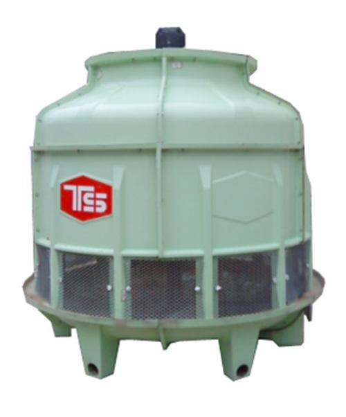 Tháp tản nhiệt 10RT được sử dụng nhiều trong các nhà máy, xí nghiệp