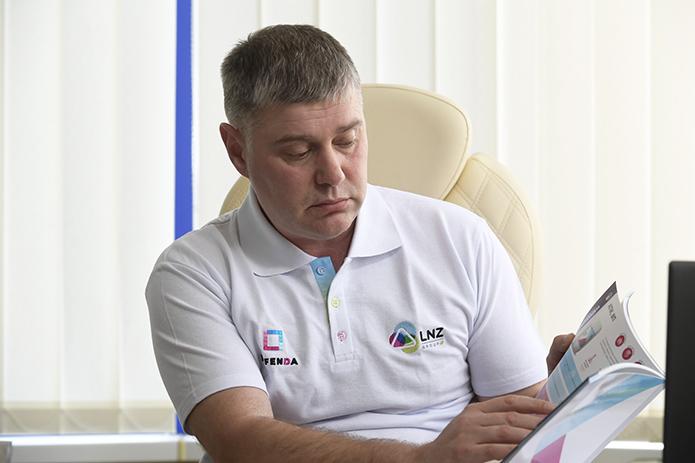 Сергій Борисов: В аграрній галузі ефективний той, хто вибудовує правильні взаємовідносини із землею фото 2 LNZ Group