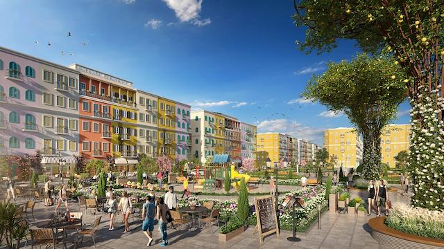 Dự án shophouse Sun Grand City New An Thới mở ra cơ hội kinh doanh cho các nhà đầu tư