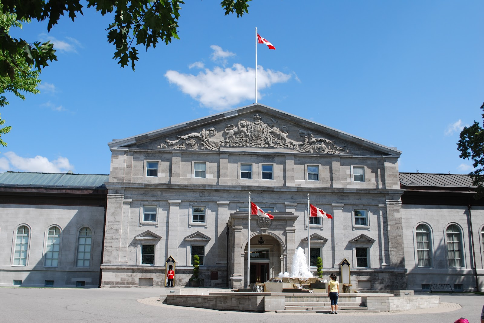 Most Iconic Houses in Canada real estate homes mansions historic rideau hall