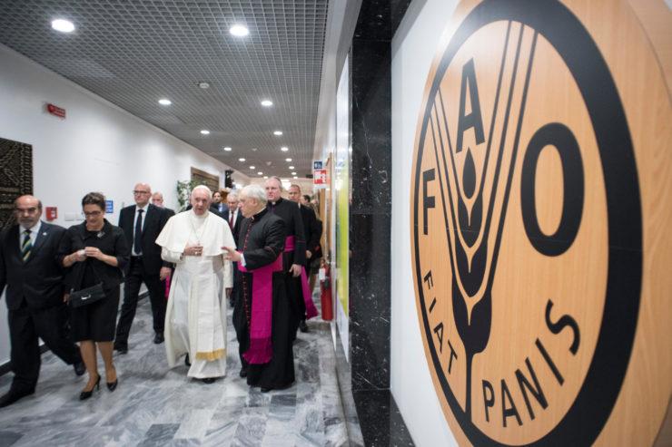 FAO Headquarters © L'Osservatore Romano