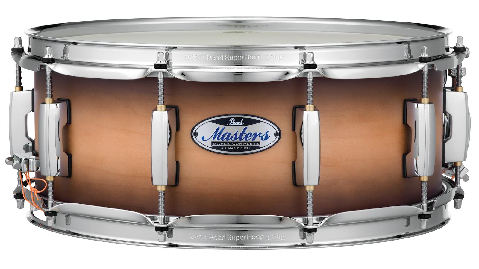 trống snare có thể được làm từ gỗ, kim loại hoặc acrylic