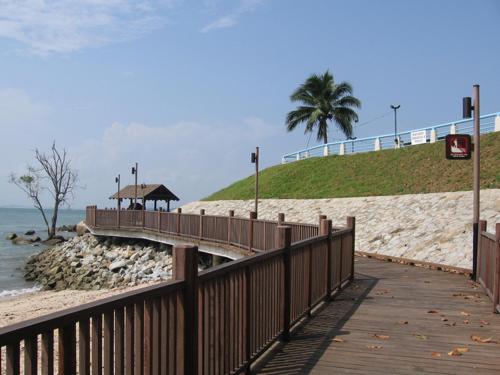 Point coastal